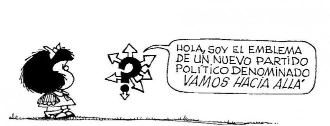 Mafalda nuevo partido