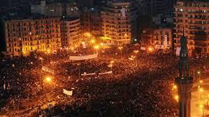 Primavera Arabe, Egipto