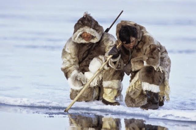 Los Inuit foto